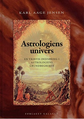 Astrologiens univers Karl Aage Jensen 9788791178207