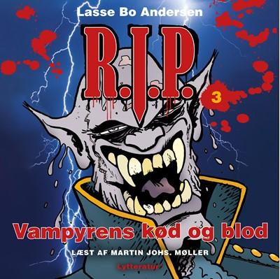 Vampyrens kød og blod Lasse Bo Andersen 9788770303439