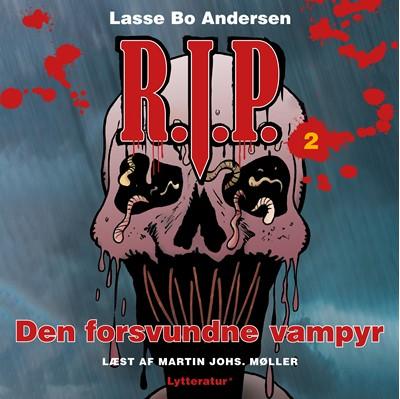 Den forsvundne vampyr Lasse Bo Andersen 9788770303422