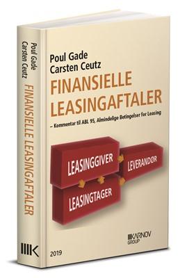 Finansielle leasingaftaler Poul Gade, Carsten Ceutz 9788761941398