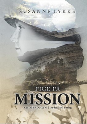 Pige på mission Susanne Lykke 9788797152072