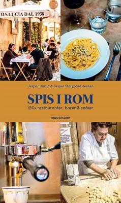 Spis i Rom Jesper Storgaard Jensen, Jesper Uhrup Jensen, Jesper Uhrup 9788793679542