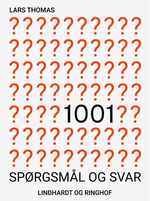 1001 spørgsmål og svar Lars Thomas 9788726031942