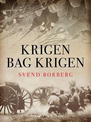 Krigen bag krigen Svend Borberg 9788711973349