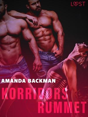 Korridorsrummet - erotisk novell Amanda Backman 9788726334555