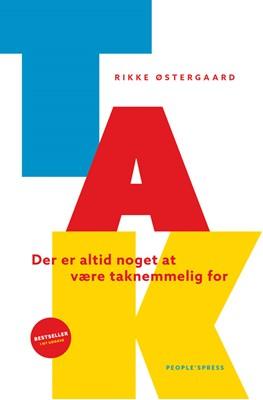 TAK Rikke Østergaard 9788770368117