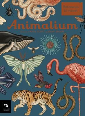 Animalium Katie Scott, Jenny Broom 9788797069110
