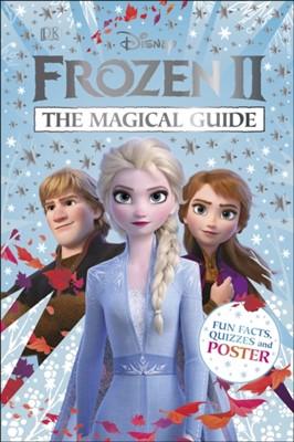 Disney Frozen 2 The Magical Guide DK, Julia March 9780241357675