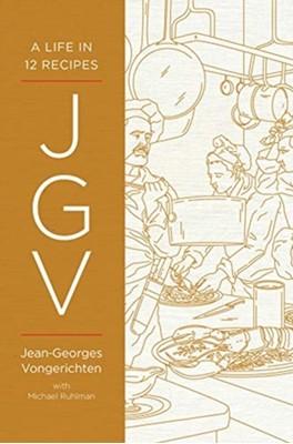 JGV Jean-Georges Vongerichten 9780393608489