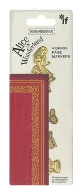 Bookminders Page Markers - Alice in Wonderland  5035393403010