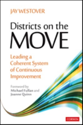 Districts on the Move Jay Allen Westover 9781544387628