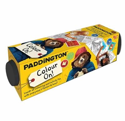 Paddington Bear Colour On  5056015000219
