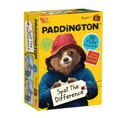 Paddington Bear Spot The Difference Game  5056015000196
