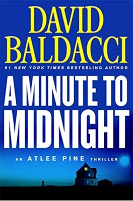 A Minute to Midnight David Baldacci 9781538734032