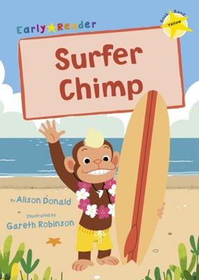 Surfer Chimp Alison Donald 9781848866324