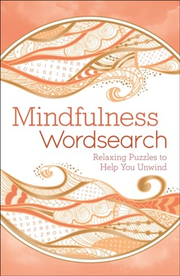 Mindfulness Wordsearch Eric Saunders 9781789506914