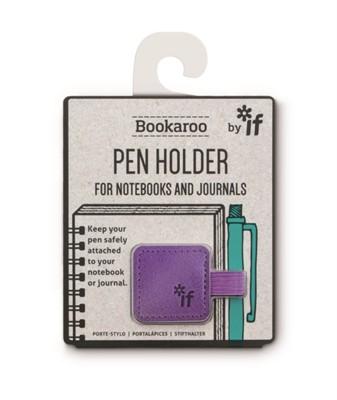 Bookaroo Pen Holder - Purple  5035393413040