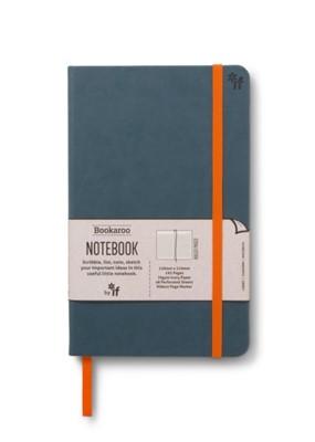 Bookaroo Notebook  - Teal  5035393432072