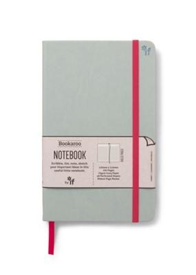 Bookaroo Notebook  - Mint  5035393432119
