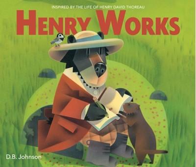 Henry Works Johnson D.B. Johnson 9780358112075