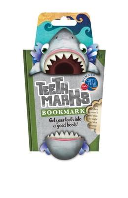 TeethMarks Bookmarks - Shark  5035393369040