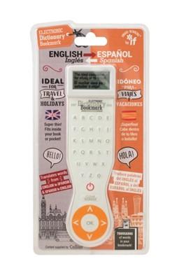 Electronic Dictionary Bookmark (Travel Edition) - Spanish-English  5035393451042