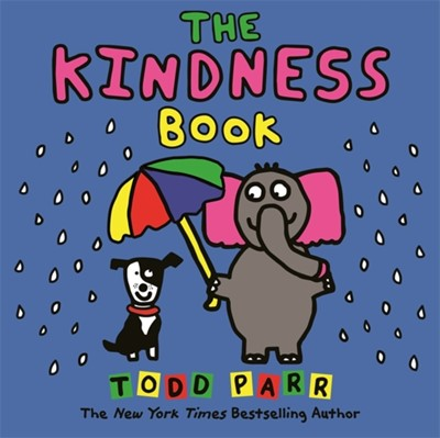 The Kindness Book Todd Parr 9780316423816