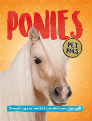 Pet Pals: Ponies Pat Jacobs 9781526310064
