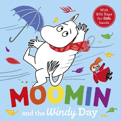 Moomin and the Windy Day Tove Jansson 9780241425985
