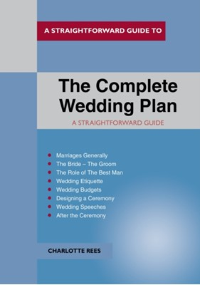 The Complete Wedding Plan Charlotte Rees 9781847169709