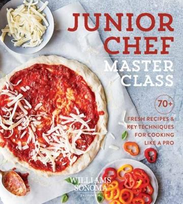 Junior Chef Master Class Williams-Sonoma Test Kitchen, Test Kitchen Williams Sonoma 9781681884745