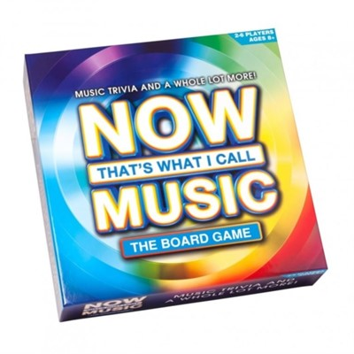 Now That's What I Call Music Family Board Game  5012822067456