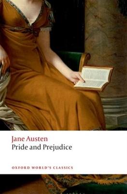 Pride and Prejudice Jane Austen 9780198826736