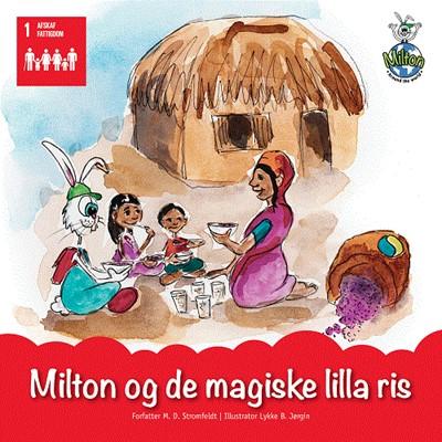 Milton og de magiske lilla ris M. D. Stromfeldt 9783965410152