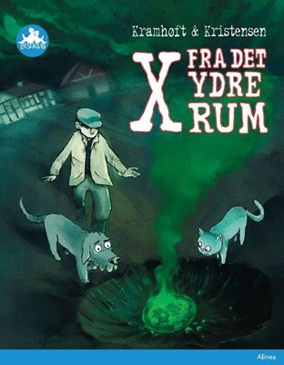 X fra det ydre rum, Blå Læseklub Lars Kramhøft, Tom Kristensen 9788723540300