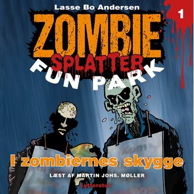 I zombiernes skygge Lasse Bo Andersen 9788770303446