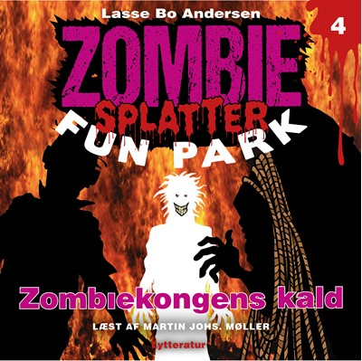 Zombiekongens kald Lasse Bo Andersen 9788770303477