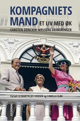Kompagniets mand Martin Jes Iversen, Camilla Sløk 9788702245882