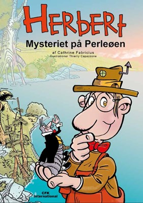 Herbert - Mysteriet på Perleøen Cathrine Fabricius 9788797169018