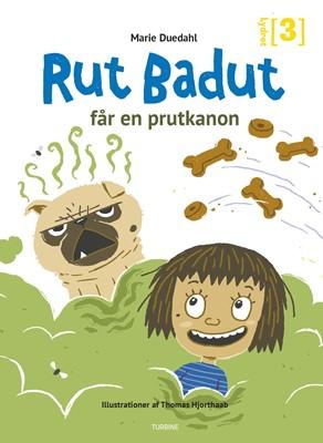 Rut Badut får en prutkanon Marie Duedahl 9788740658989