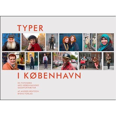 Typer i København Anders Bentzon 9788793758919