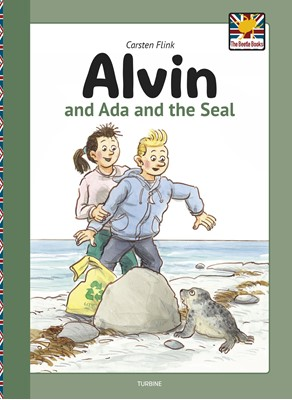 Alvin and Ada and the Seal Carsten Flink 9788740661057