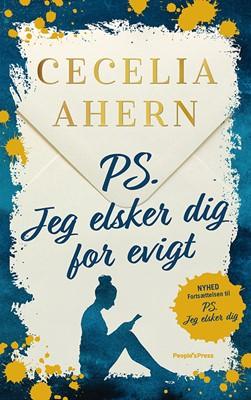 PS. Jeg elsker dig for evigt Cecelia Ahern 9788770368049