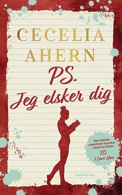 PS. Jeg elsker dig PB Cecelia Ahern 9788770368032