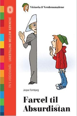 Farvel til Absurdistan Jesper Tornbjerg 9788799783069