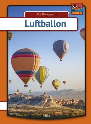 Luftballon Per Østergaard 9788740660388
