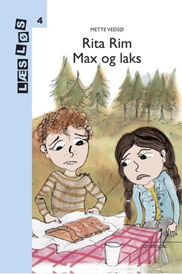 Rita Rim. Max og laks Mette Vedsø 9788762519503