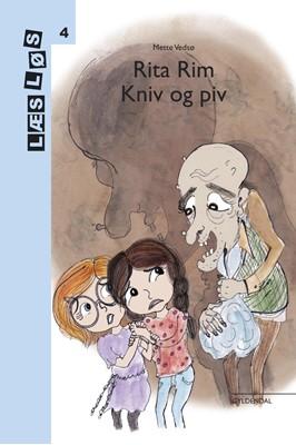 Rita Rim. Kniv og piv Mette Vedsø 9788762519411