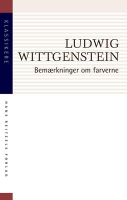 Bemærkninger om farverne Ludvig Wittgenstein 9788741278469