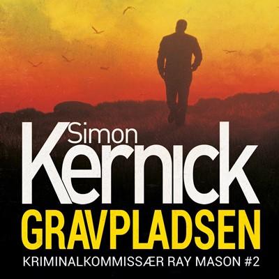 Gravpladsen Simon Kernick 9788771076882